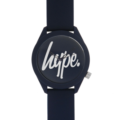 Hype Silicon Strap Watch