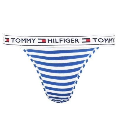 Tommy Bodywear Authentic Stripe Bikini Briefs