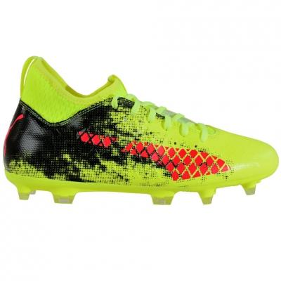 Gheata Minge Fotbal Puma Future 18.3 FG AG Fizzy 104328 01