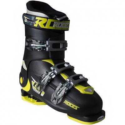 Clapar ski Roces Idea Free black-lime 450492 18