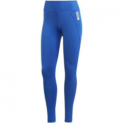 Colant Adidas 's are Brilliant Basics Tight blue FM4361 dama