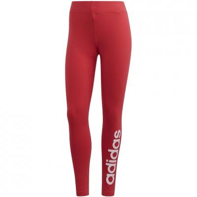 Colant 's adidas Essentials Linear Tight red FM6690 dama