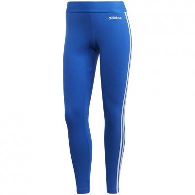 Colant 's adidas W Essentials 3S Tight blue FM6701 dama