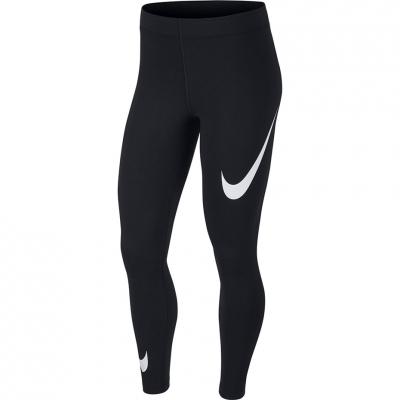 Colant Nike Legasee Swoosh 's black CJ2655 013 dama