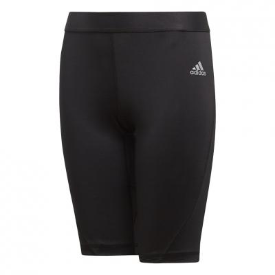 Adidas Alphaskin Sport Short Tight black CW7350 copil adidas teamwear