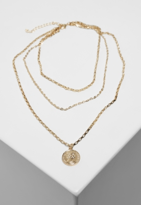 Layering Amulet Necklace Urban Classics