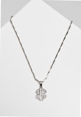 Small Dollar Necklace Urban Classics