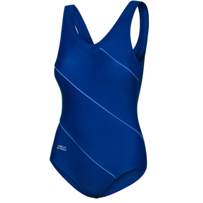 Costum inot 's Aqua Speed blue Sophie 42 3234 dama Aqua-Speed
