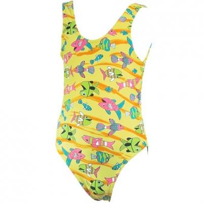 Costum inot for Aqua- Speed Ala yellow col.18 copil Aqua-Speed