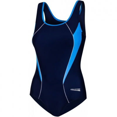 'S COSTUME AQUA-SPEED KATE navy blue / blue 42/413 dama