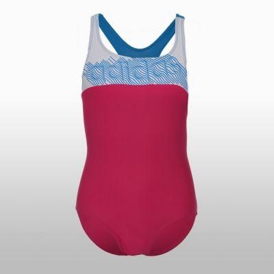 Costum de baie Adidas Sb Cb Fetite shades of roz
