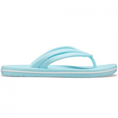 Crocs 's Crocband Flip blue 206100 4O9 dama