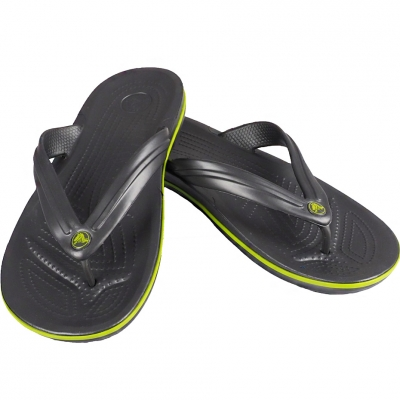 Crocs Crocband Flip graphite green 11033 OA1
