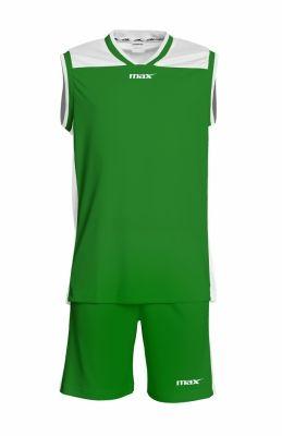Detroit Verde Bianco Max Sport pentru baschet