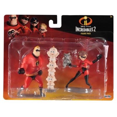 Disney 4 Pack of Figures