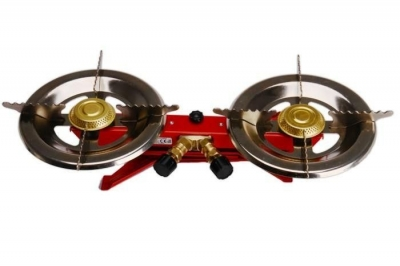 A 2-BURNING COOKER LARGE