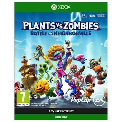 EA Plant vs Zombies Battle for Neighborville