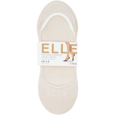 Pantof sport Elle Bamboo 2 Per Pack Liners