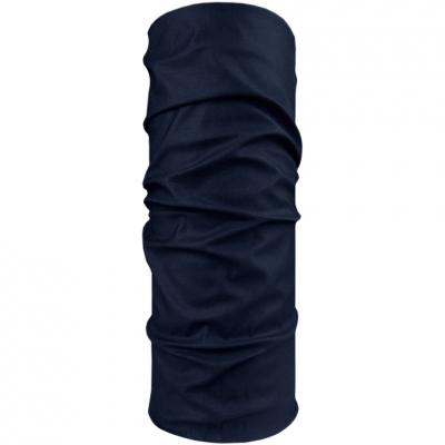 Navy blue bandana scarf A170