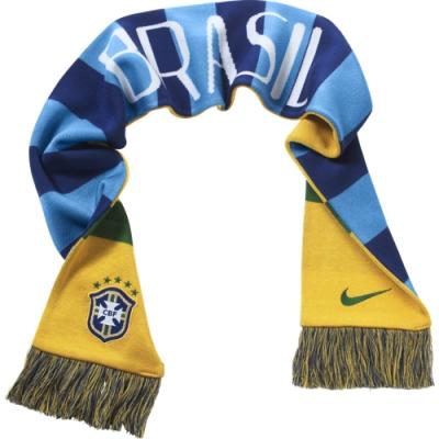SZALIK NIKE SUPPORTERS SCARF BRAZIL / 608867 703