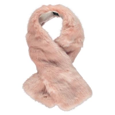 Helen Moore Tippet Faux Fur Scarf