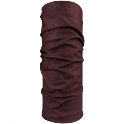 Brown bandana scarf A162