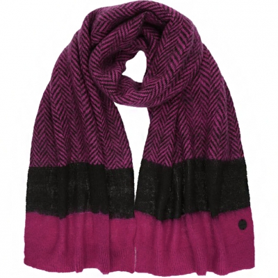 's scarf Outhorn pink HOZ19 SZD605 54S dama