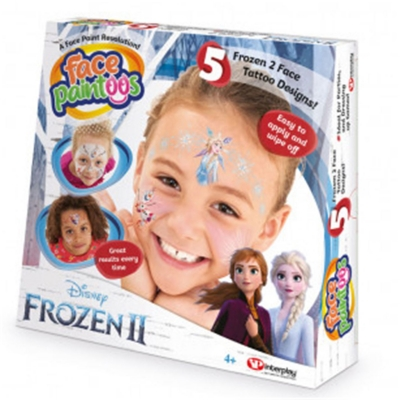 Face Paintoos Paintoos 5 Pack