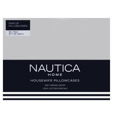 Nautica Housewife Pillowcases