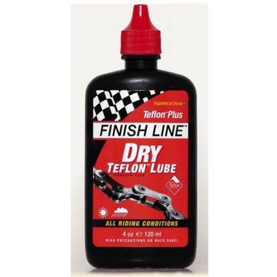 Finish Line Teflon Plus Dry Chain Lube - 120ml