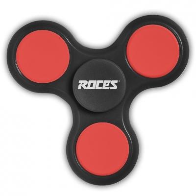 FIDGET SPINNER ROCES black-red 30596 02