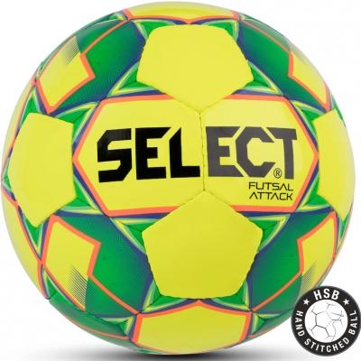 Minge Fotbal Select Futsal Attack 2018 Hala to zielony 14160