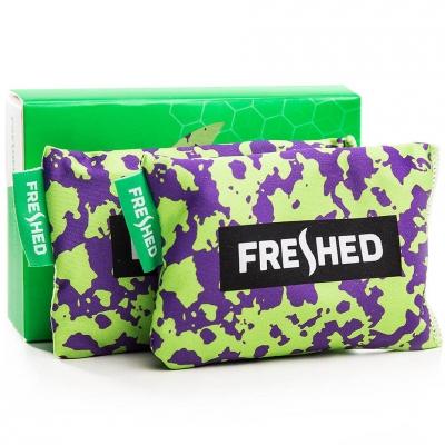 Pantof sport Freshed Green Moro F02 freshener