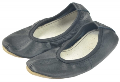 GIMNASTIC BALLGES ANTARES - piele, black