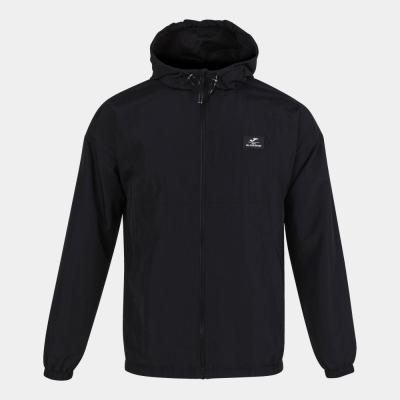 Street Raincoat Black Joma