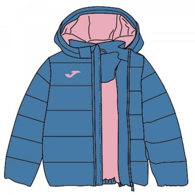 Anorak Blue-light Pink -back To School- Joma