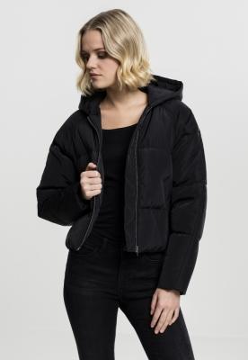 Jacheta Hooded Oversized Puffer dama Urban Classics