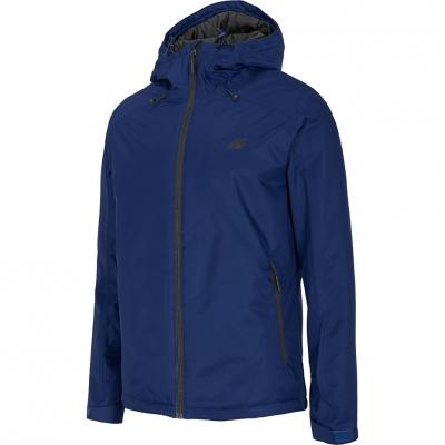Geaca Ski Men 's 4F navy blue H4Z20 KUMN001 30M
