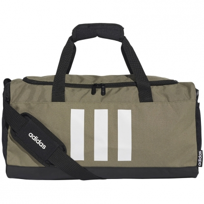 Geanta box adidas 3 Stripes Duffel S green GE6146