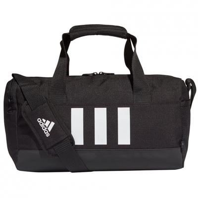 Geanta box Adidas Essentials Duffle XS 3-Stripes black GN1540