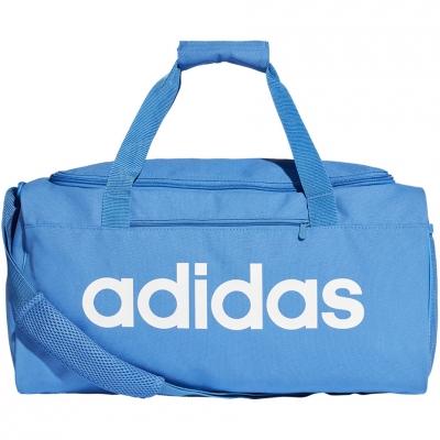 Geanta box adidas Linear Core Duffel S blue DT8623