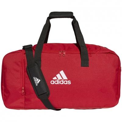 Geanta box adidas Tiro Duffel M red DU1987 adidas teamwear