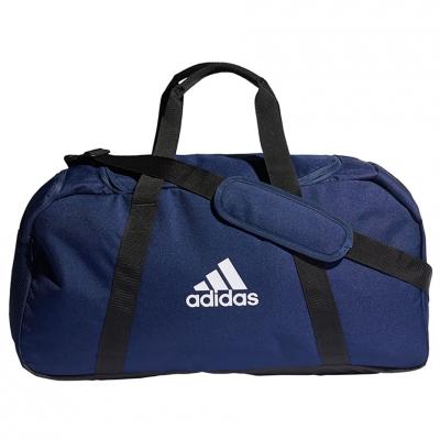 Geanta box Adidas Tiro Duffel M navy GH7267 adidas teamwear