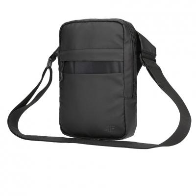 Geanta box Shoulder 4F deep black H4L21 TRU002 20S