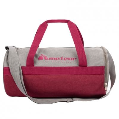 Geanta box Fitness Meteor Siggy 25L pink-gray 74561