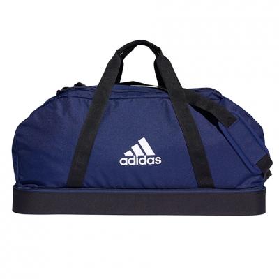 Geanta box adidas Tiro Duffel Bottom Compartment L navy blue GH7254 adidas teamwear