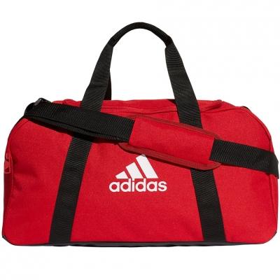 Geanta box Adidas Tiro Duffel S red GH7275 adidas teamwear