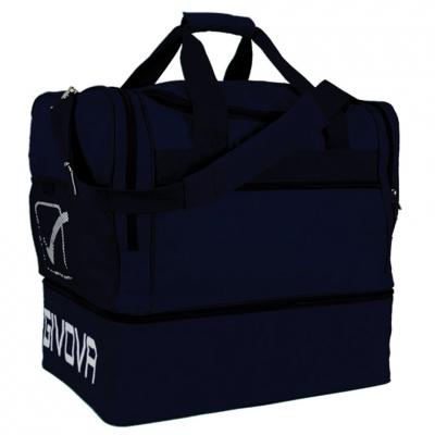 Geanta box Genti Givova Big navy blue B0010 0004
