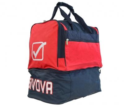 Geanta box GIVOVA MEDIUM RED-NAVY