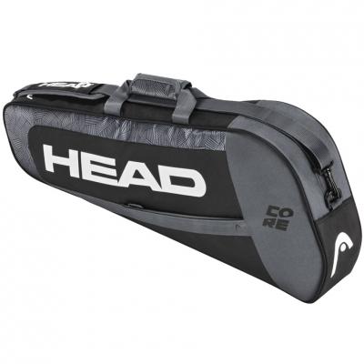 Geanta box Head Tennis Pro Core 3R black-gray 283411